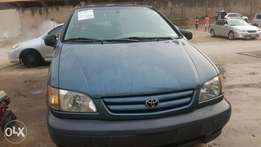 2003 Toyota Sienna Le Tokunbo