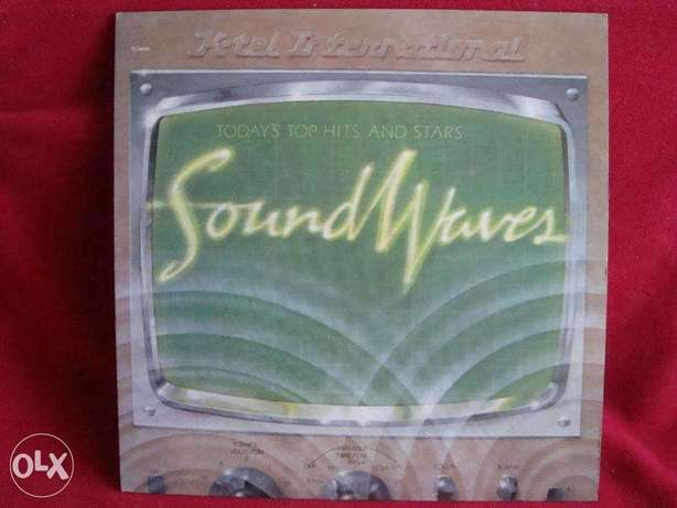 sound waves top hits vinyl lp