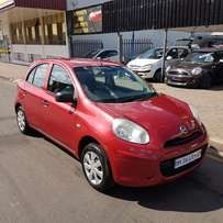 2011 Nissan Micra with low kilos