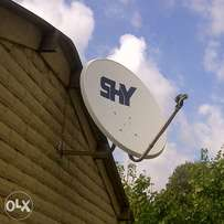 SHY saterlite dish for sale