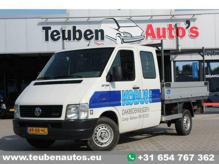 Volkswagen LT 35 2.5 TDI lang DC Excl. BTW radio, dubbel ca - 2002