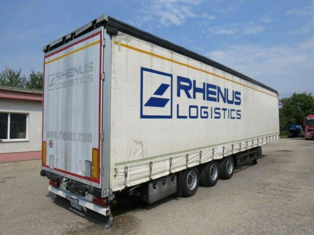 Schmitz Cargobull S01 - 2007