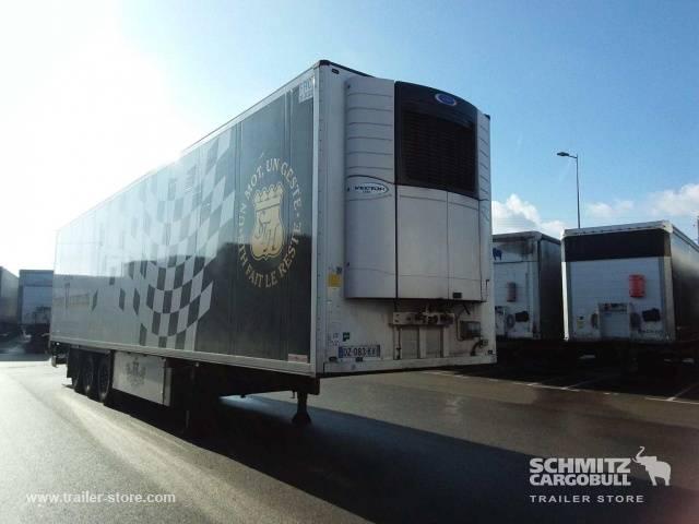 Schmitz Cargobull Semitrailer Frigo Mega Double étage Hayon - 2016