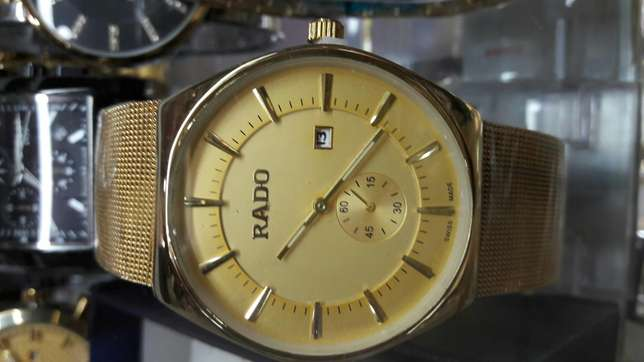 Rado...golden watches Zimmerman - image 2