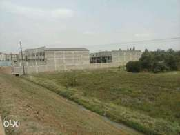 1 acre land touching Thika super highway
