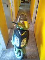 Hy um selling my scooter skygo 125cc
