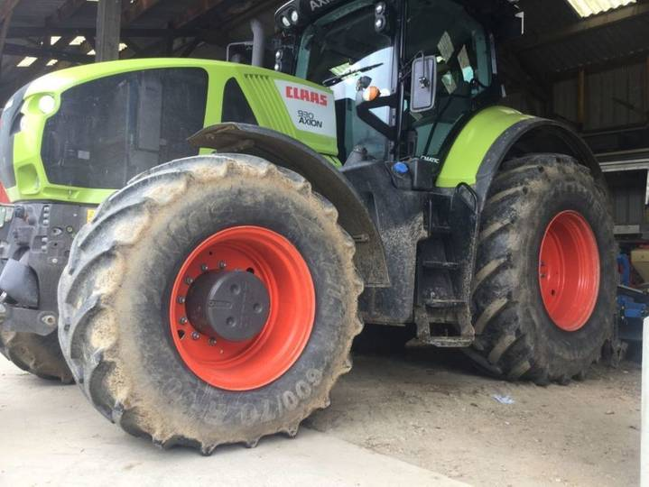 Claas axion 930 cmatic - 2015