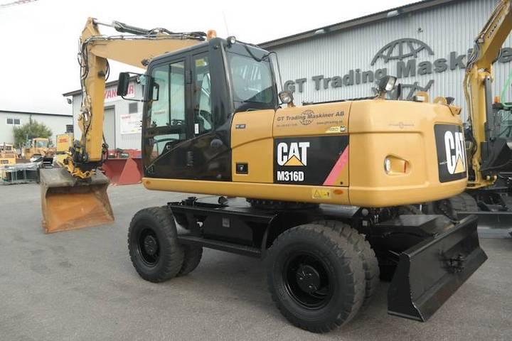 Caterpillar M316d - 2010