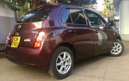 nissan march 2010 kcm just arrived loaded edition offer 550,000/=Ono