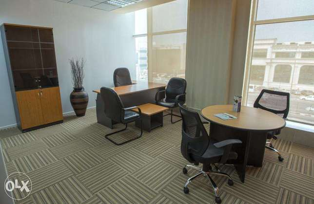2 Months Free! Fully Furnished Office + Trade License.