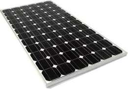 300W solar panels R2500 on special