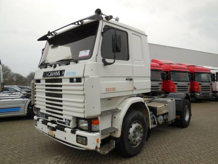 Scania R142 H 420 - 1985
