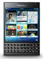 Blackberry passport brand new sealed at shop plus 1 yr warrant free gl