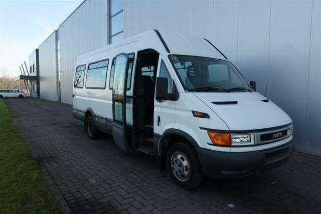 Iveco Daily 50c15 4x2 Manual - 2003