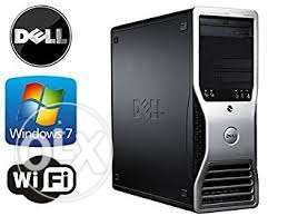 dell workstation core2duo 3.0ghz 2gb 160gb dvdwrt