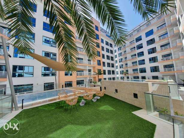 1 BR Brand New Luxury Apartment In the Pearl Muscat