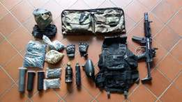 Paintball Kit [Complete including BT-Combat Marker]