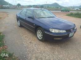 Grade Peugeot 406 just 8 months usage for sale