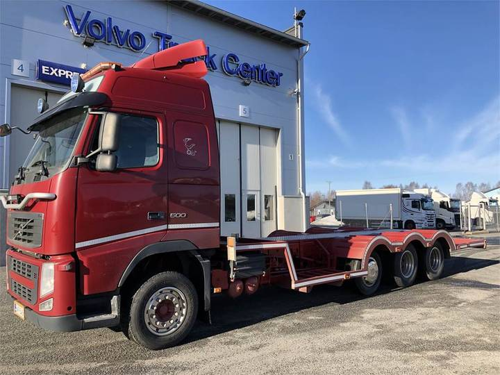 Volvo Fh13 - 2011