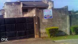3 Bedroom duplex at Alagbaka for office use