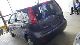 Nissan Note Gray colour fully loaded kcn