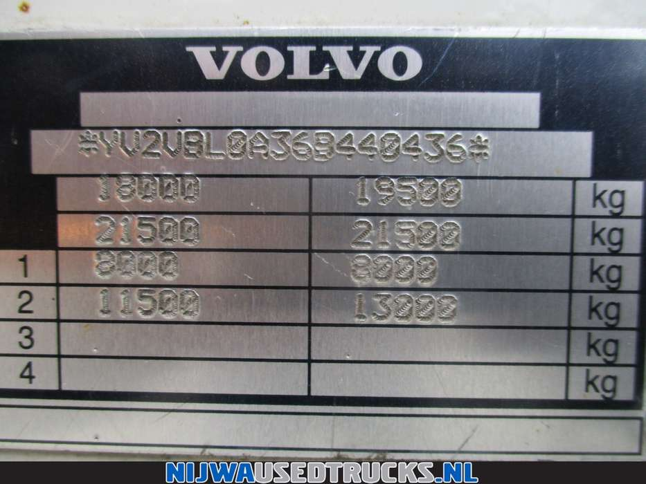 Volvo FE S 280 Mobiele werkplaats + 85 Kva aggregaat - 2006 - image 12