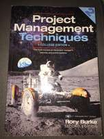 Project Management Textbook for sale!