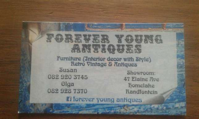 Forever Young Antiques Randfontein - image 1