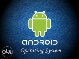 Android operating system consultation