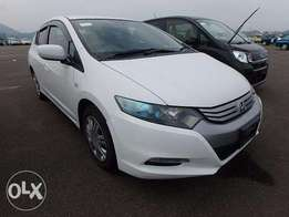 Hire purchase sale: Honda Insight