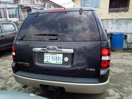 super clean FORD EXPLORER 2007 model accident free lagos cleared