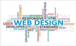 Web Design and Hosting with free Email