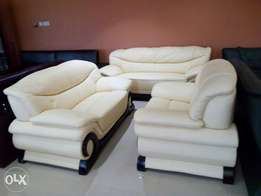7yrs guarantee Imported leather Sofa and other furniture