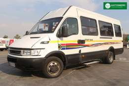 16x 2007 Iveco 50c14 Hpi 23 Seater Taxis / Bus for sale