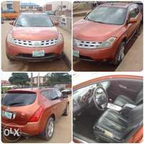 First Body 2005 Nissan Murano