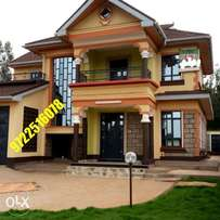 Exquisite 4 br in ruiru house for sale