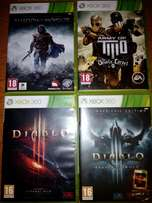Xbox 360 games bundle for sale for sale  Durban