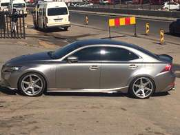 2015 Lexus IS 350 F-SPORT 265kw V6 for sale or SWAP with 2012 M3 Coupe