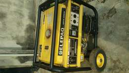 Well maintained 10kva elepaq Gen for sale