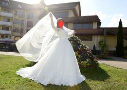 Весільні сукні в Закарпатской области  купити весільне плаття бу ... 4340c43b8a3a6