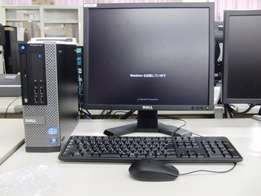 Dell desktop (2gb ddr 3 ram )Intel Core 2 DUO