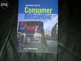 Unisa consumer behaviour texbook in prestine codition for sale