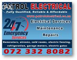 Resume electricians 24/7 no call out