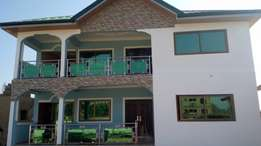 Exe.2b/r apart 1,200ghc per month for 1year adv at Haatso,newly built