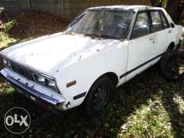 Datsun Stanza 1800GL Engine and Gearbox for sale