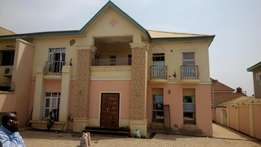 4 bedroom duplex +2 bedroom bq in gaduwa estate abuja
