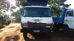 Hino Dolphin Tipper 10m3. Good running condition.