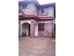 Muthaiga North Balozi Townhouse for sale