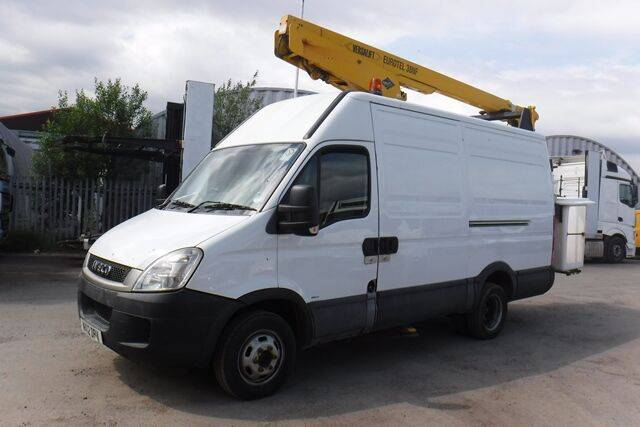 Iveco DAILY 50C15 3.0HPI - 2012