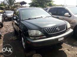 2003 Lexus Rx300 Europe for sale at affordable car